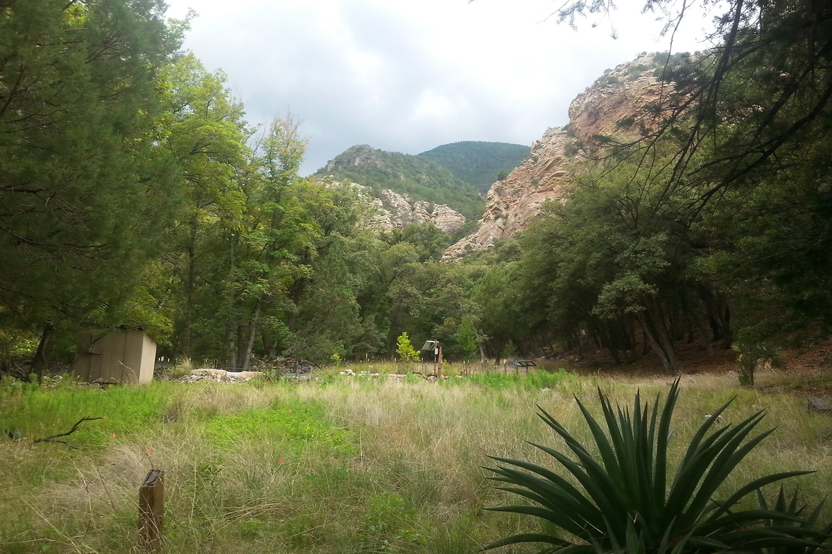 The Bledsoe Loop, Ramsey Canyon