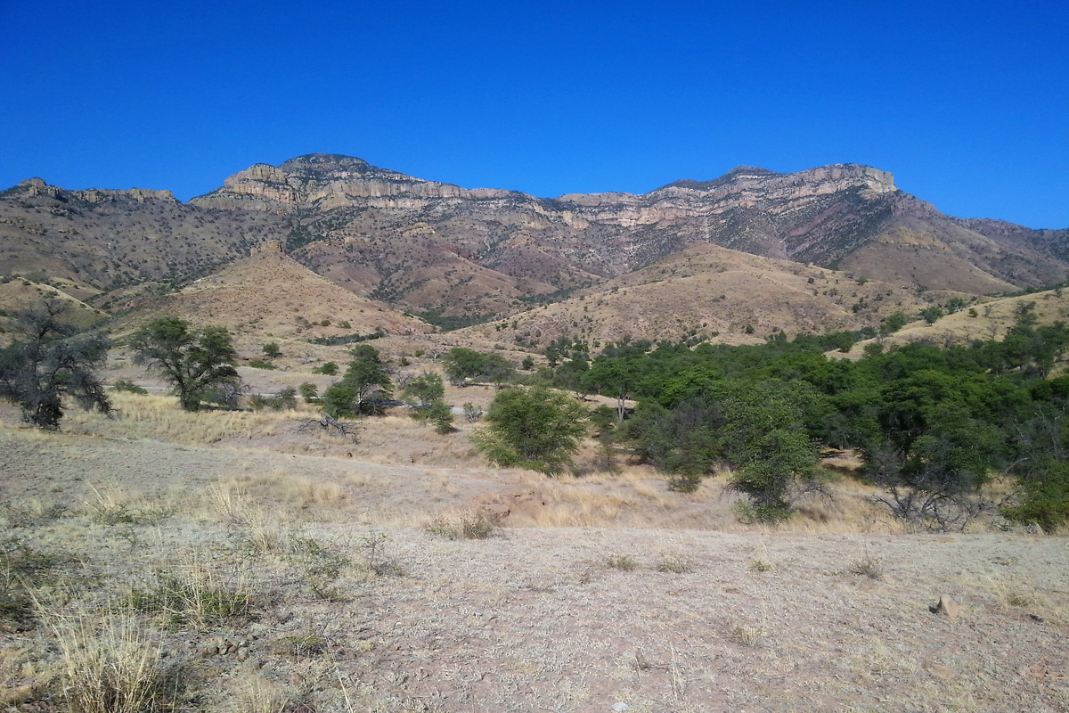 Atascosa Mountains